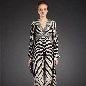 Roberto Cavalli Zebra Print Designs 2013